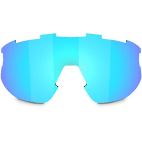 Bliz Matrix Reserve Lens, smoke/blue multi